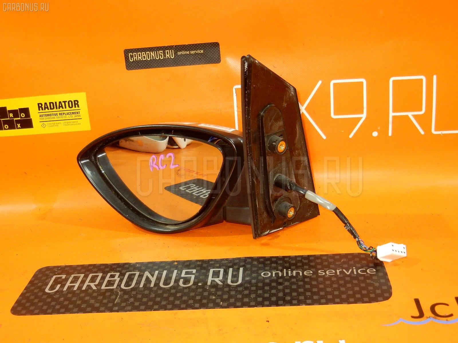 Зеркало двери боковой SUBARU R2 RC2 Фото 2