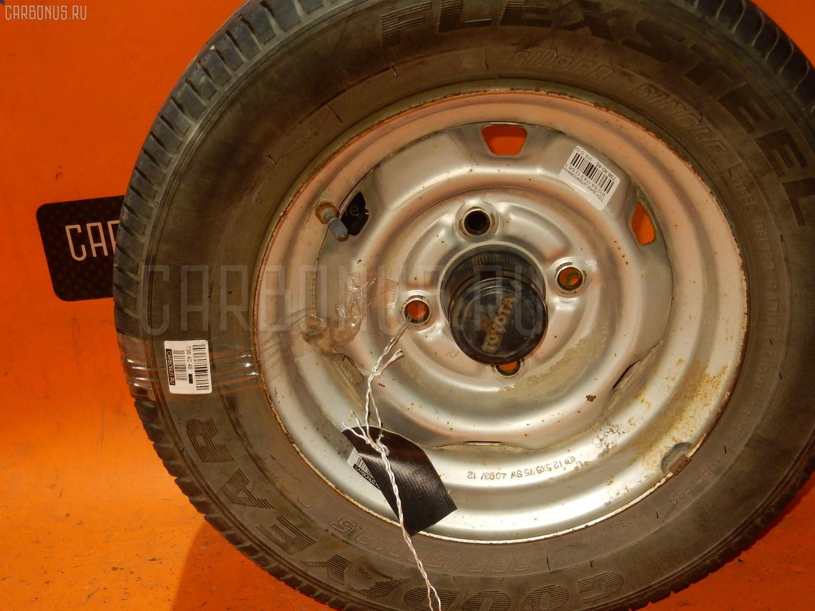 Диск штамповка грузовой R12.5LT / 4-114.3 Фото 1