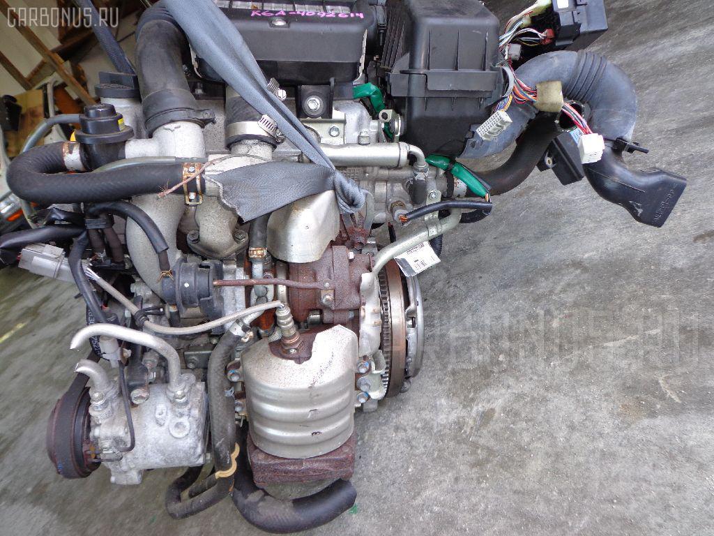 Двигатель SUZUKI KEI HN22S K6A-T Фото 5
