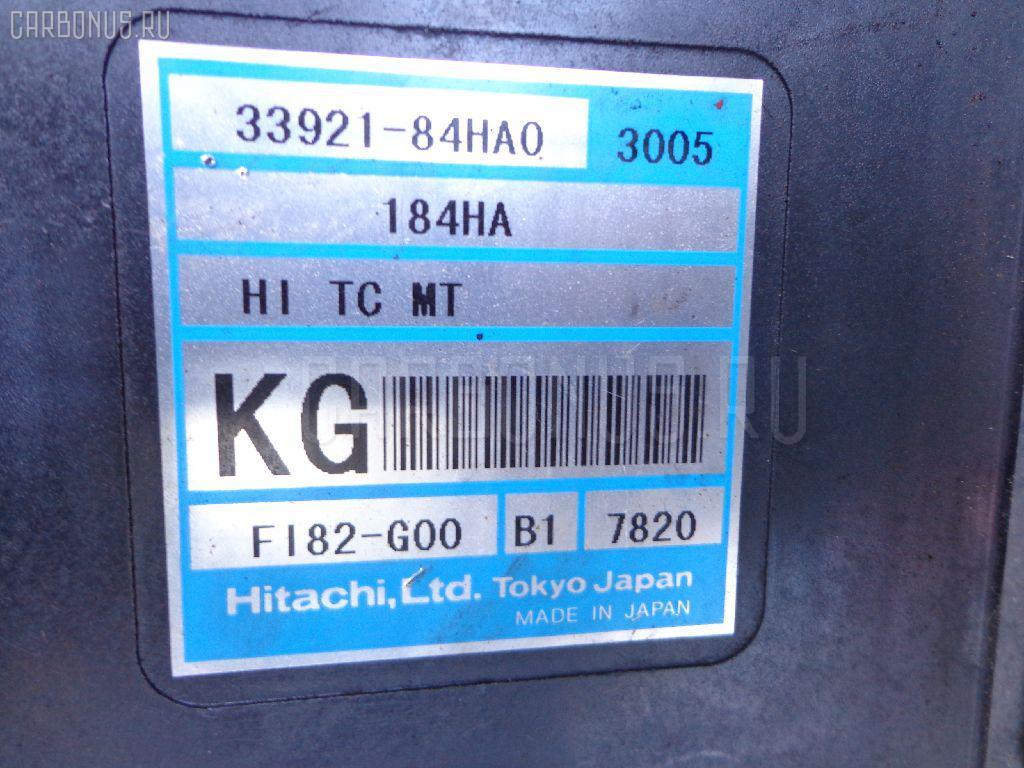 Двигатель SUZUKI KEI HN22S K6A-T Фото 7