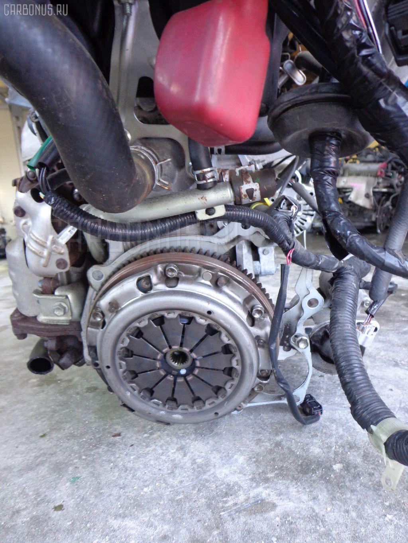Двигатель SUZUKI KEI HN22S K6A-T Фото 8