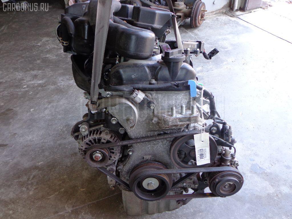 Двигатель SUZUKI ALTO HA24V K6A Фото 5