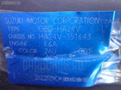 Двигатель SUZUKI ALTO HA24V K6A Фото 9