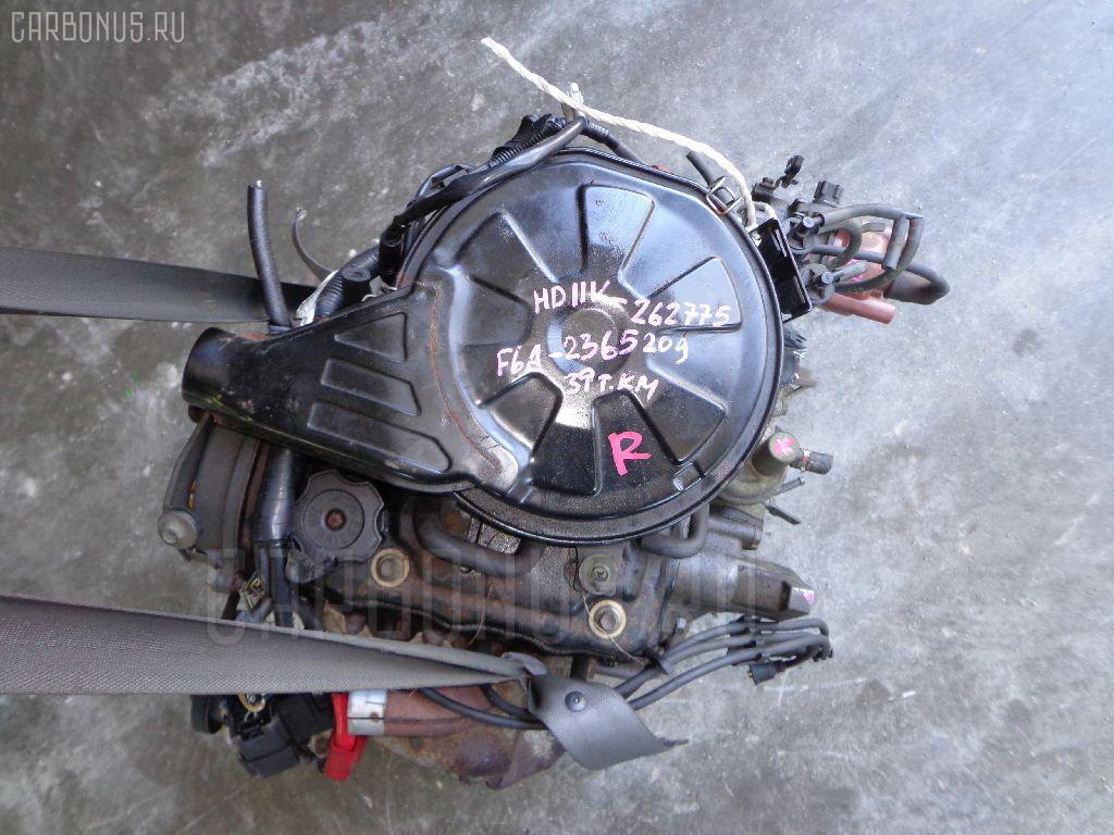 Двигатель Suzuki Alto HD11V F6A Фото 1
