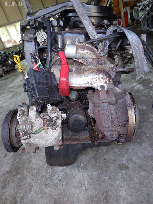 Двигатель SUZUKI ALTO HD11V F6A Фото 3