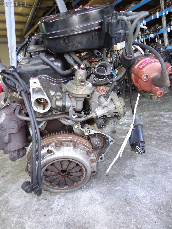 Двигатель SUZUKI ALTO HD11V F6A Фото 4
