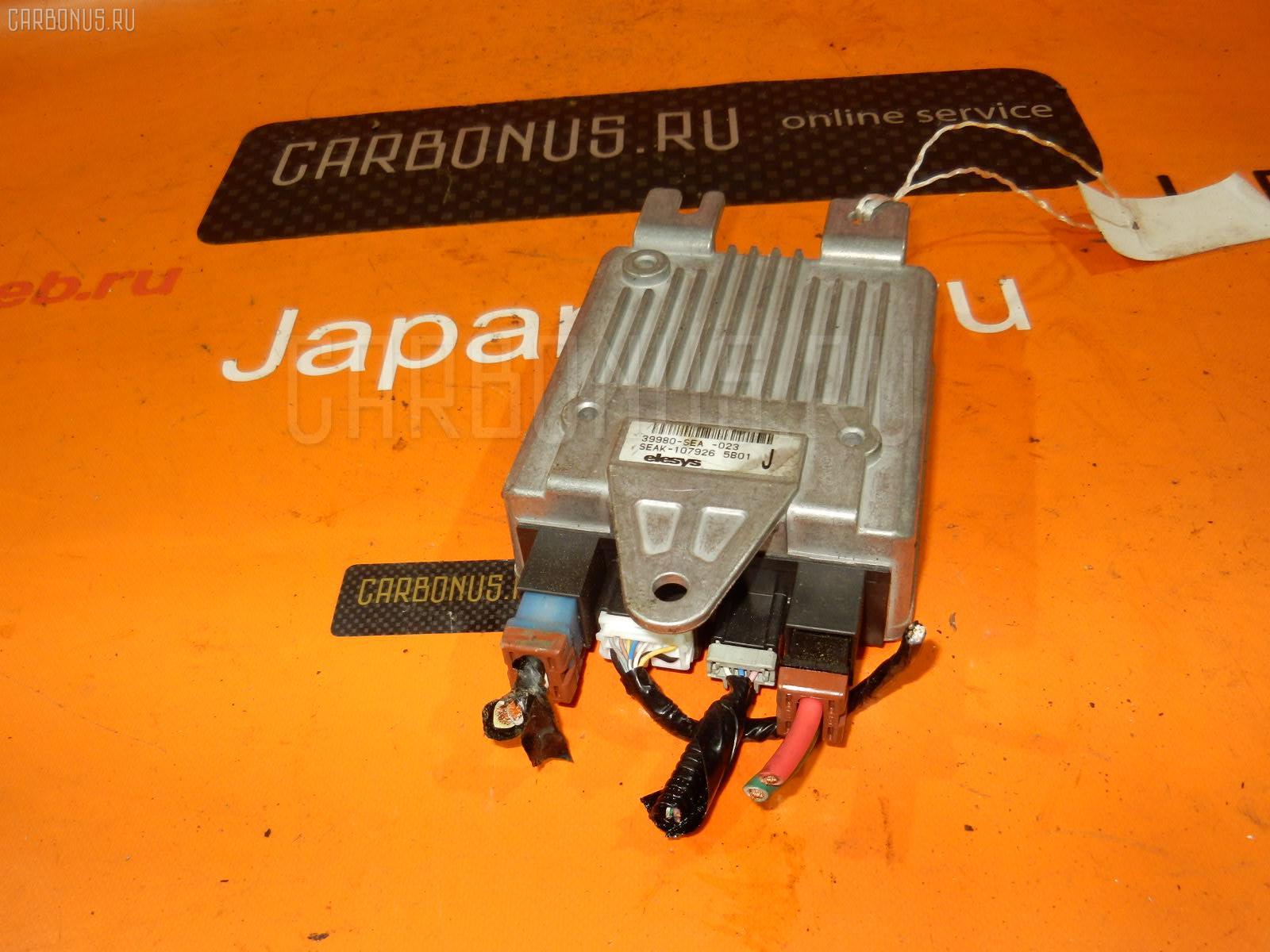Блок управления электроусилителем руля HONDA ACCORD CL7 K20A Фото 2