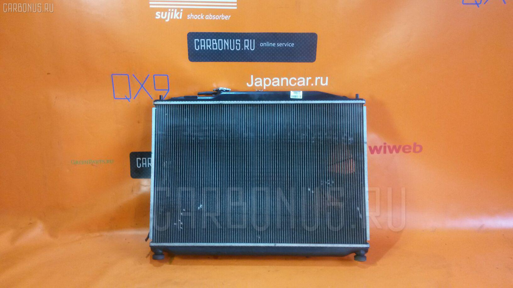 Радиатор ДВС HONDA STEPWGN RG1 K20A Фото 1