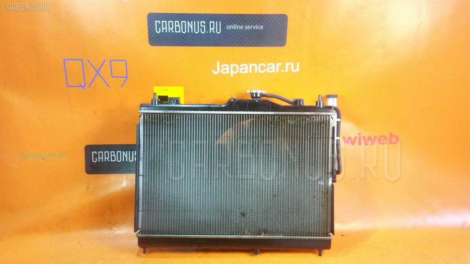 Радиатор ДВС NISSAN AD EXPERT VAY12 CR12DE Фото 2