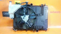 Радиатор ДВС Nissan Ad expert VAY12 CR12DE Фото 1