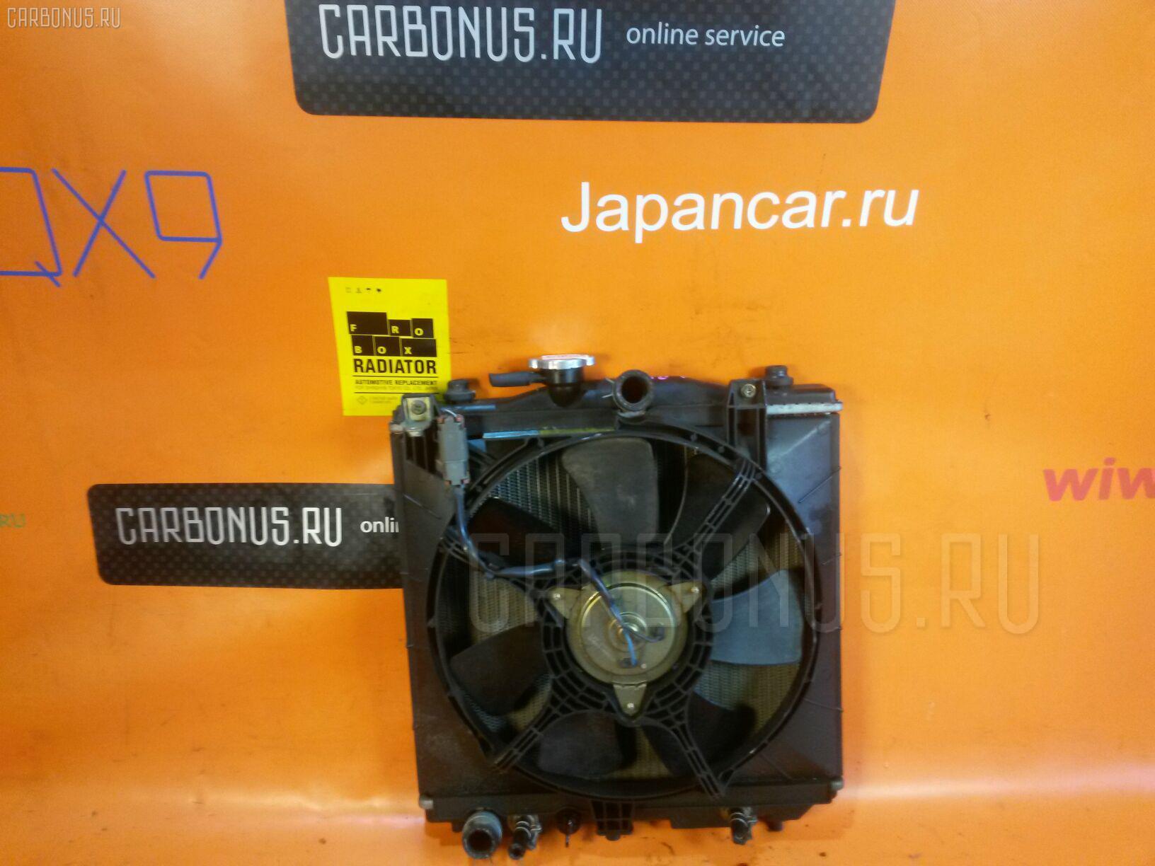 Радиатор ДВС SUBARU PLEO RA2 EN07 Фото 2