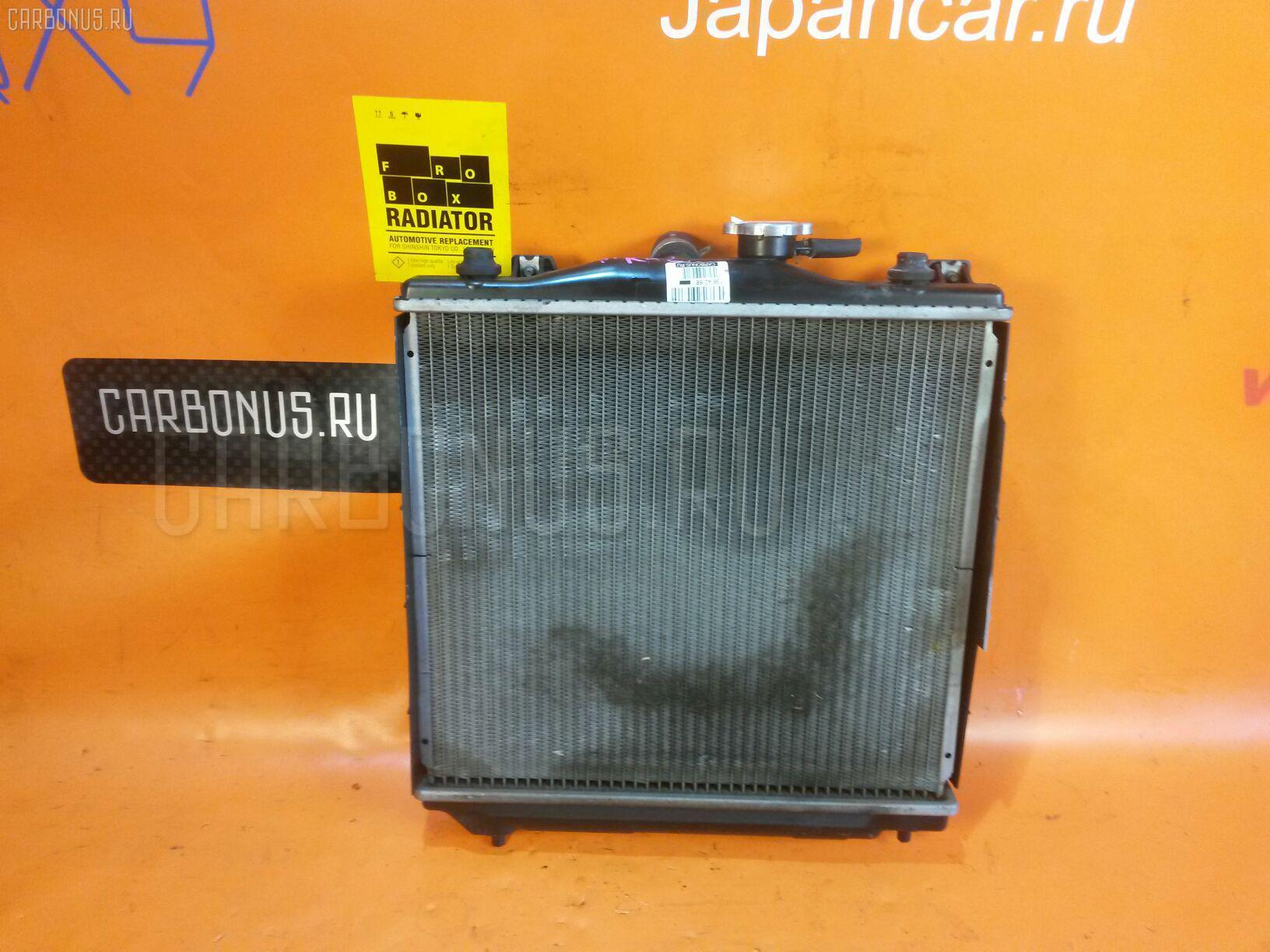 Радиатор ДВС Subaru Pleo RA2 EN07 Фото 1
