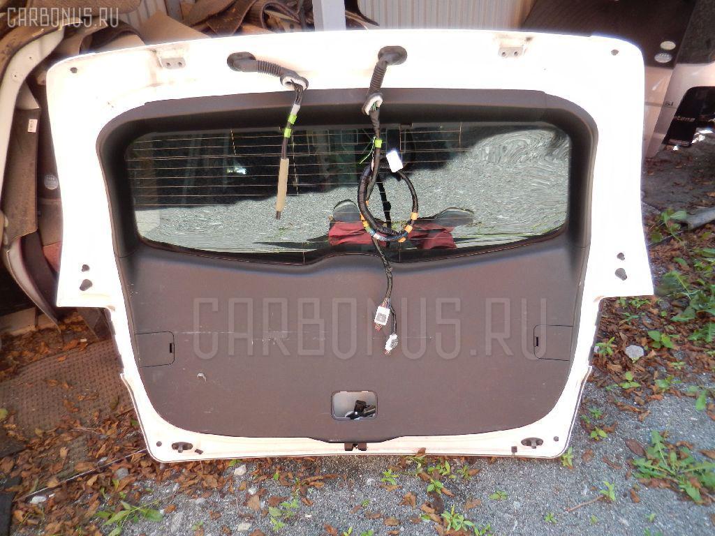 Дверь задняя MAZDA MPV LY3P Фото 2