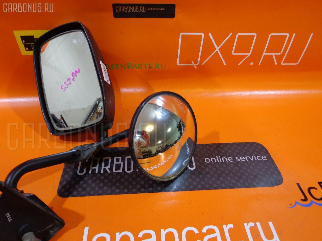 Зеркало двери боковой NISSAN VANETTE SS28MN Фото 3