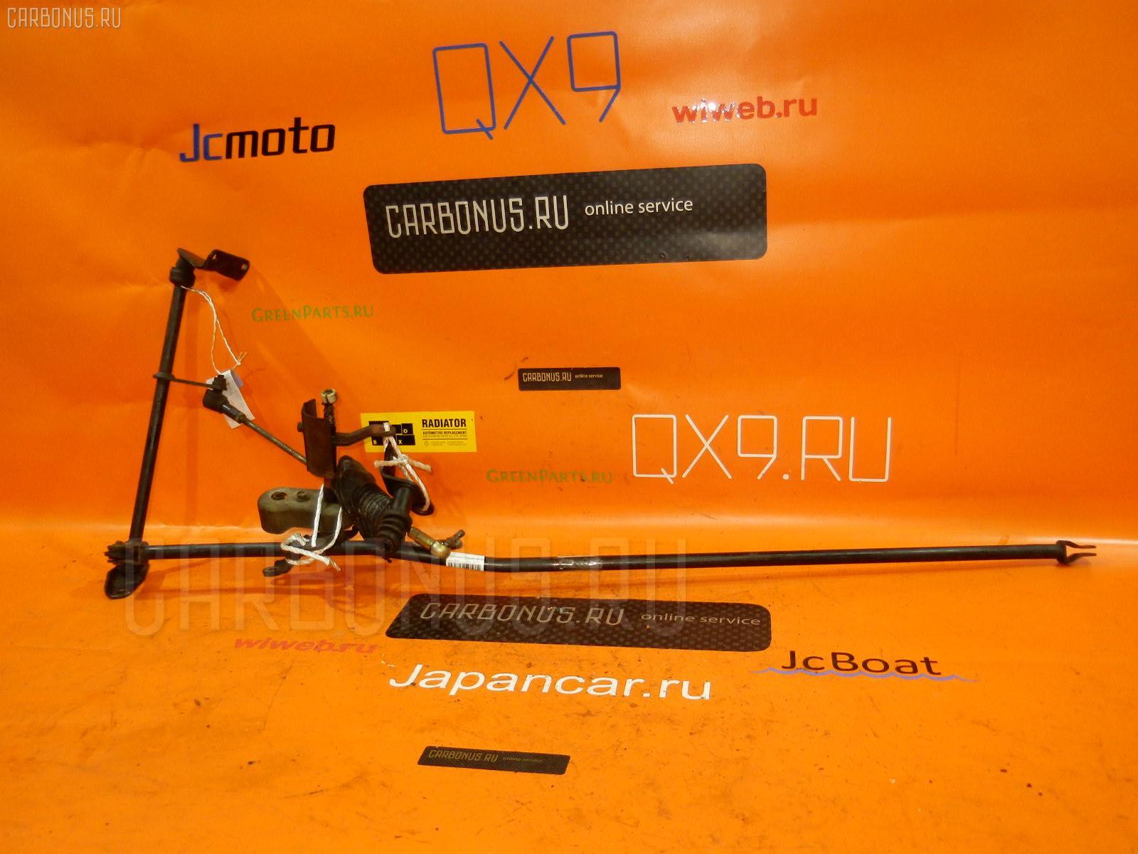 Тросик на коробку передач TOYOTA HIACE LH186B 5L Фото 1