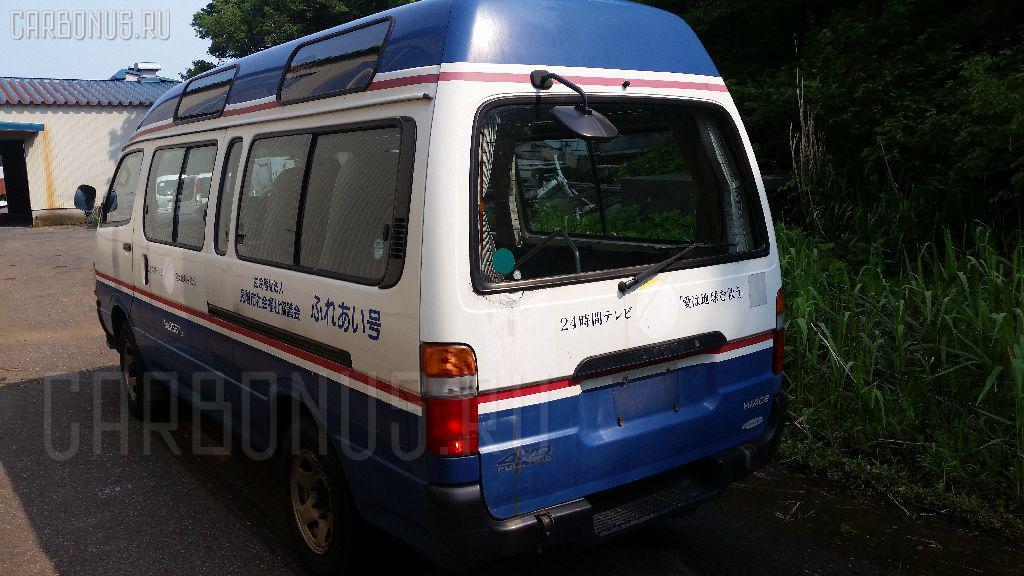Тросик на коробку передач TOYOTA HIACE LH186B 5L Фото 6