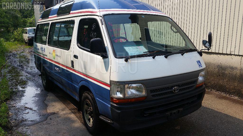 Суппорт TOYOTA HIACE LH186 5L Фото 6