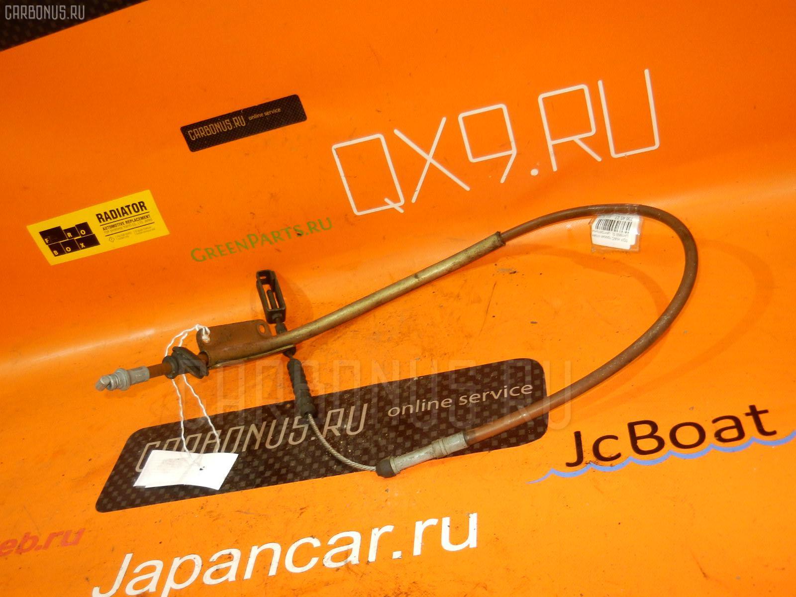Тросик стояночного тормоза Toyota Hiace LH186B 5L Фото 1