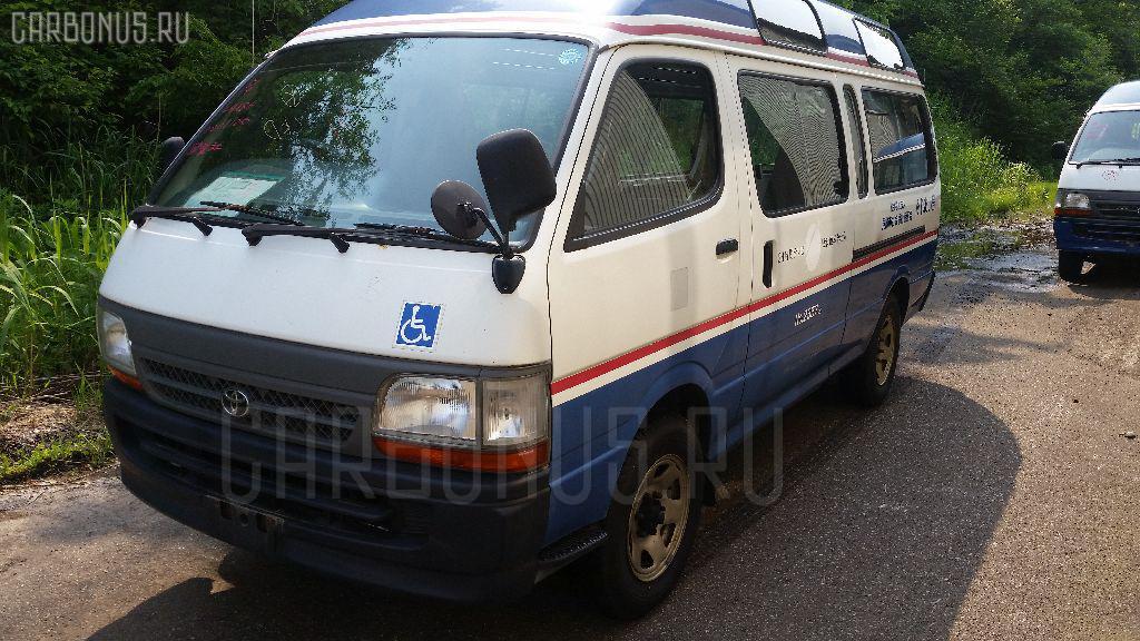 Тросик стояночного тормоза TOYOTA HIACE LH186B 5L Фото 4