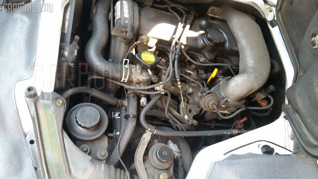 Патрубок радиатора ДВС TOYOTA HIACE LH186B 5L Фото 3