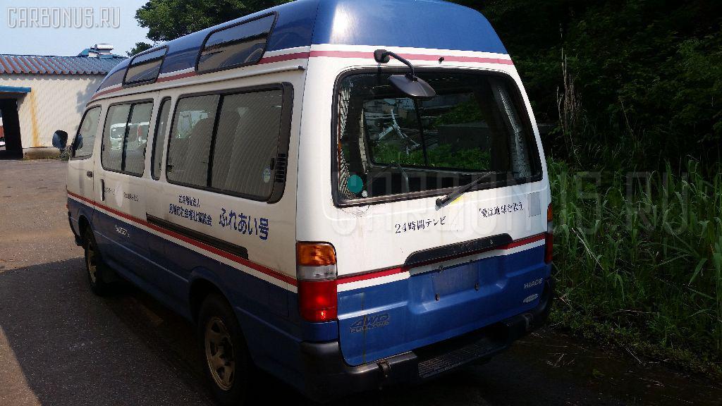 Ремень безопасности TOYOTA HIACE LH186B 5L Фото 6