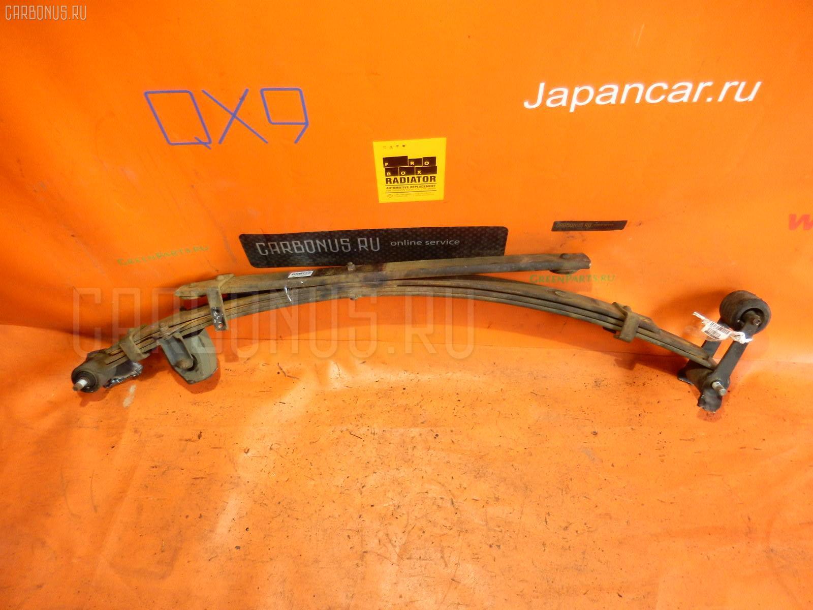 Рессора Toyota Hiace LH186 Фото 1
