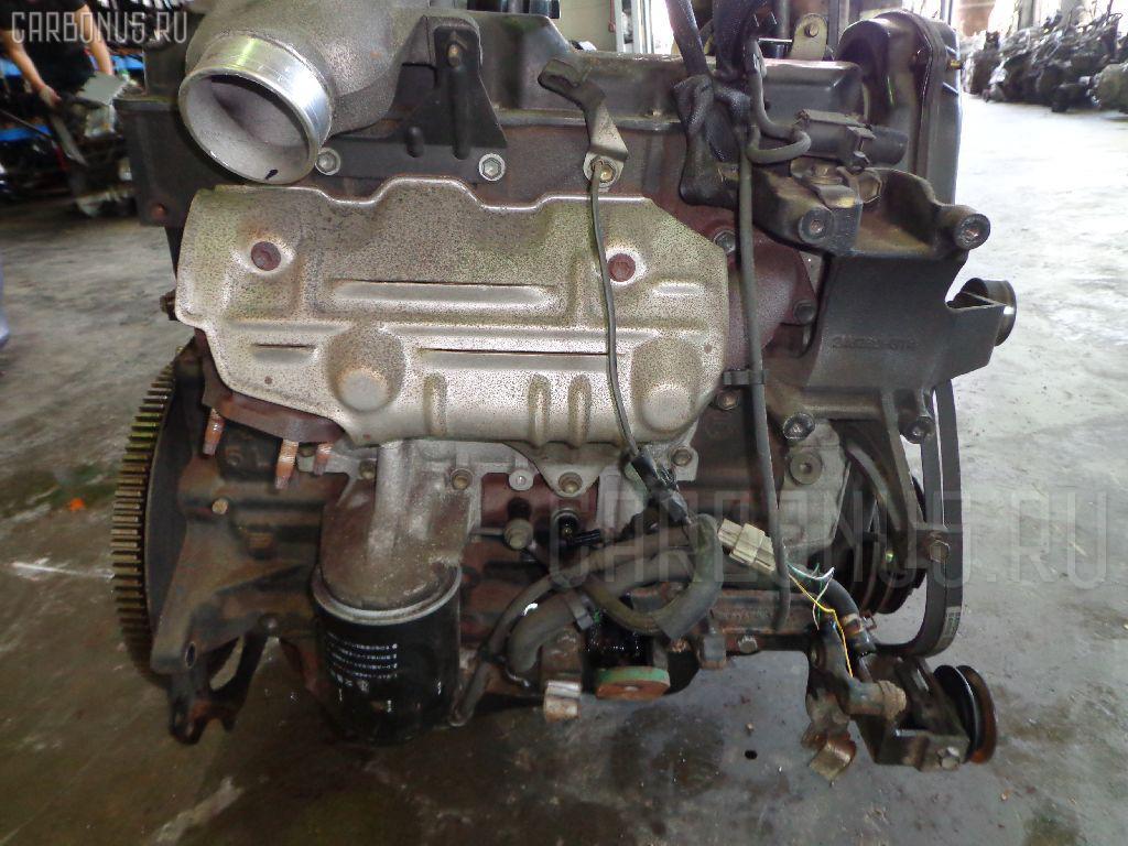 Двигатель TOYOTA HIACE LH186B 5L Фото 2