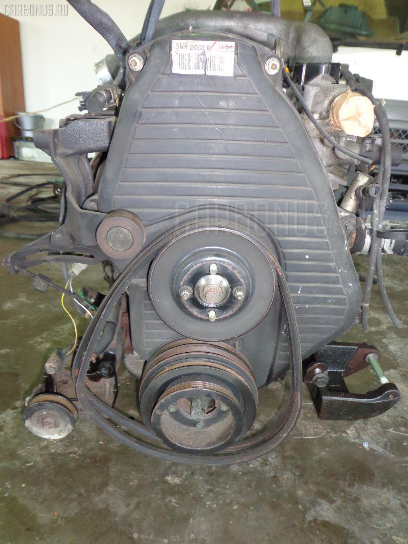 Двигатель TOYOTA HIACE LH186B 5L Фото 3