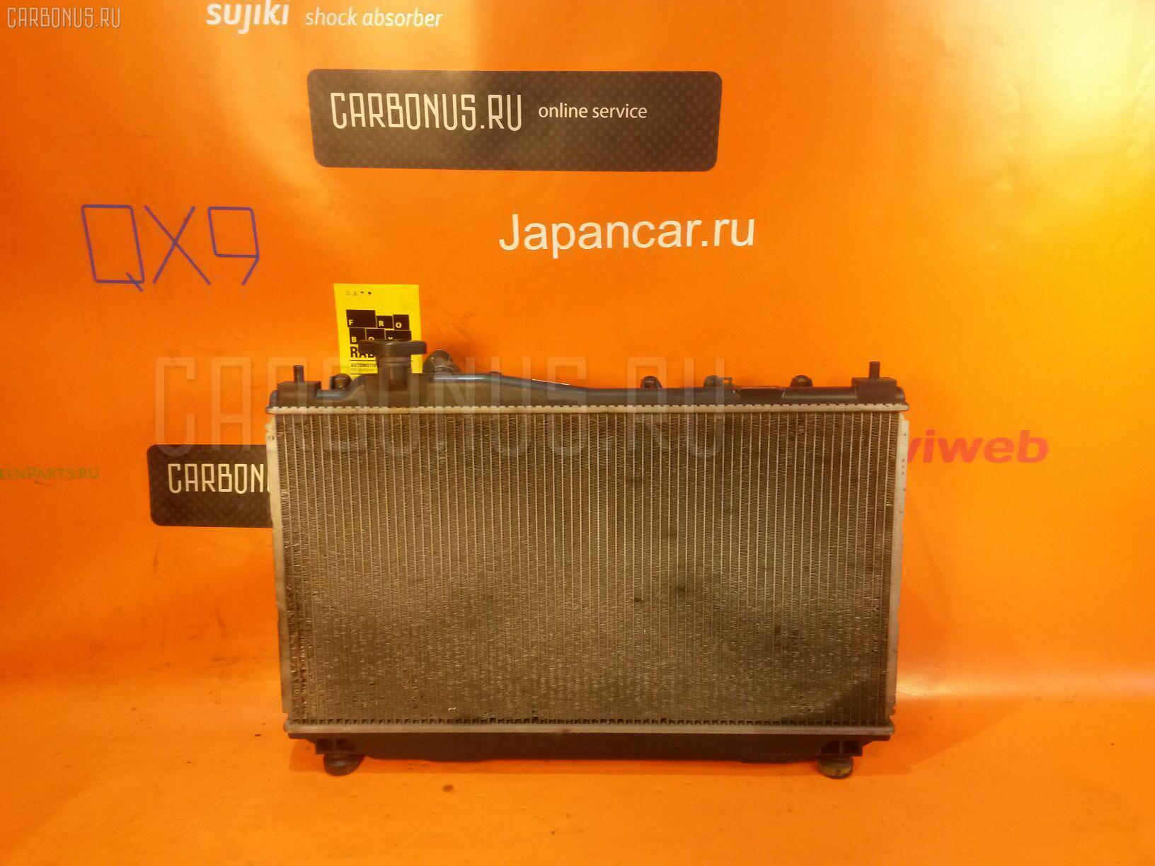 Радиатор ДВС HONDA CIVIC EU1 D15B Фото 1