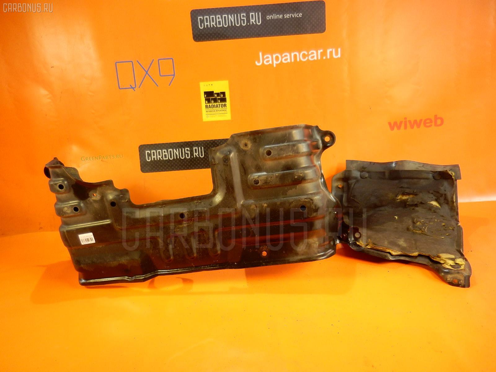 Защита двигателя Toyota Hiace LH178V 5L Фото 1