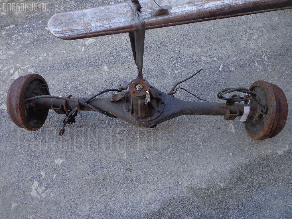 Мост Toyota Hiace LH178V 5L Фото 1