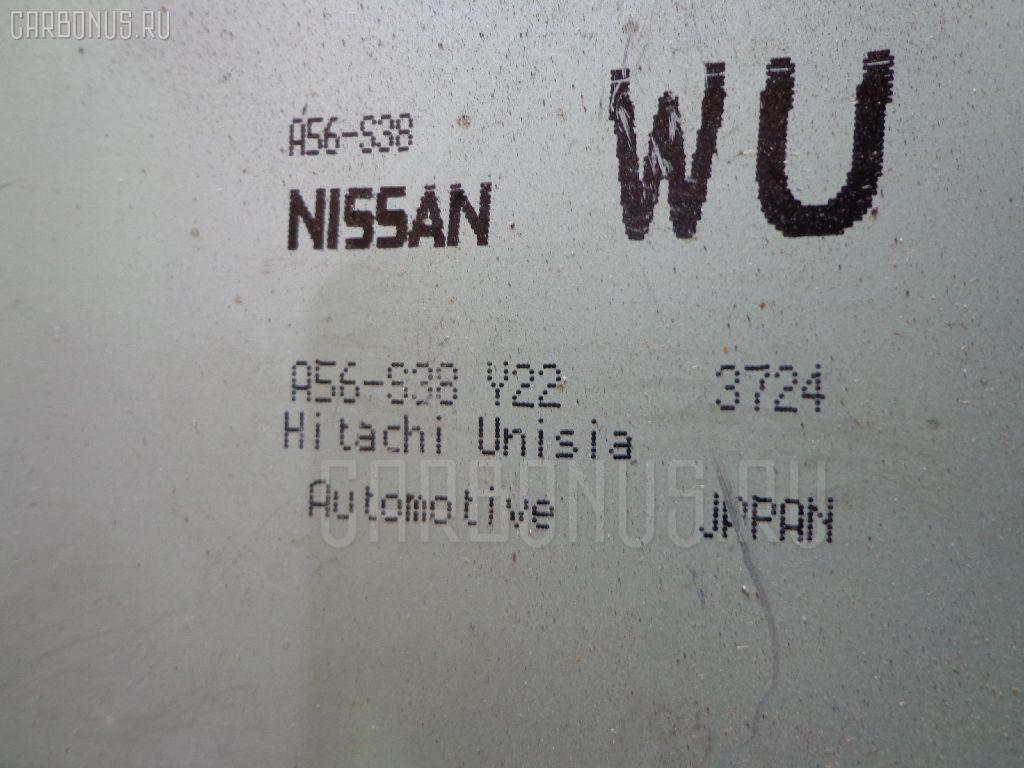 Двигатель NISSAN SERENA TNC24 QR20DE. Фото 10