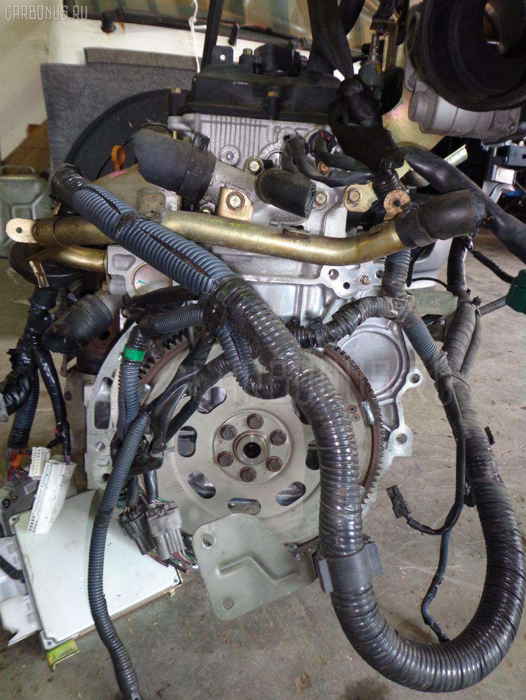 Двигатель NISSAN SERENA TNC24 QR20DE. Фото 4