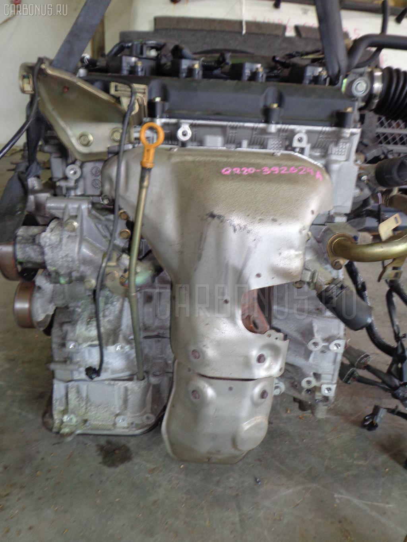 Двигатель NISSAN SERENA TNC24 QR20DE. Фото 5