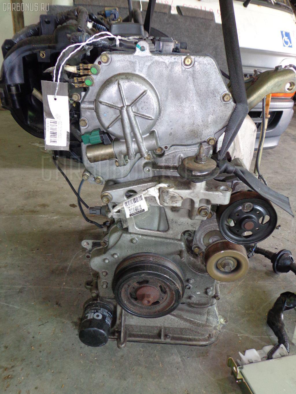 Двигатель NISSAN SERENA TNC24 QR20DE. Фото 6