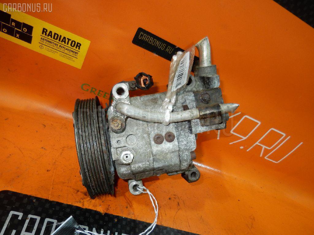 Компрессор кондиционера Nissan Bluebird sylphy QNG10 QG18DE Фото 1