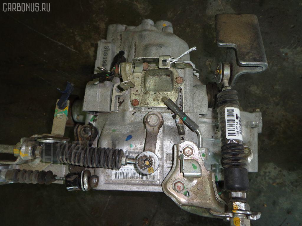 КПП механическая HONDA ACTY HA9 E07Z Фото 1