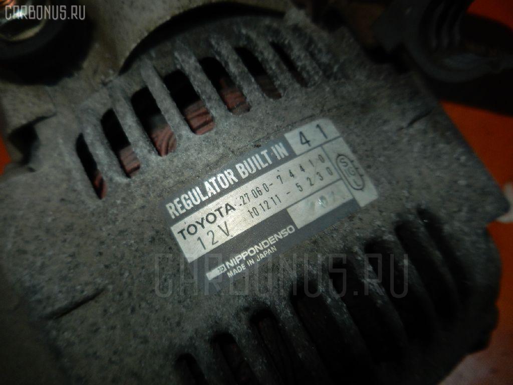 Генератор TOYOTA CALDINA ST195G 3S-FE Фото 1