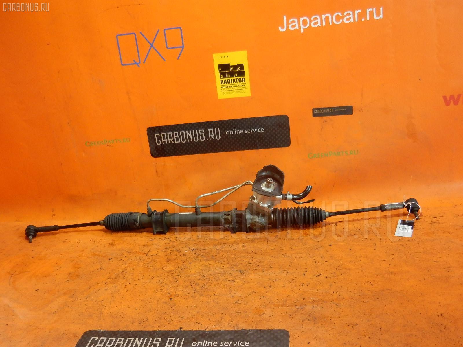 Рулевая рейка NISSAN CUBE ANZ10 CGA3DE. Фото 6