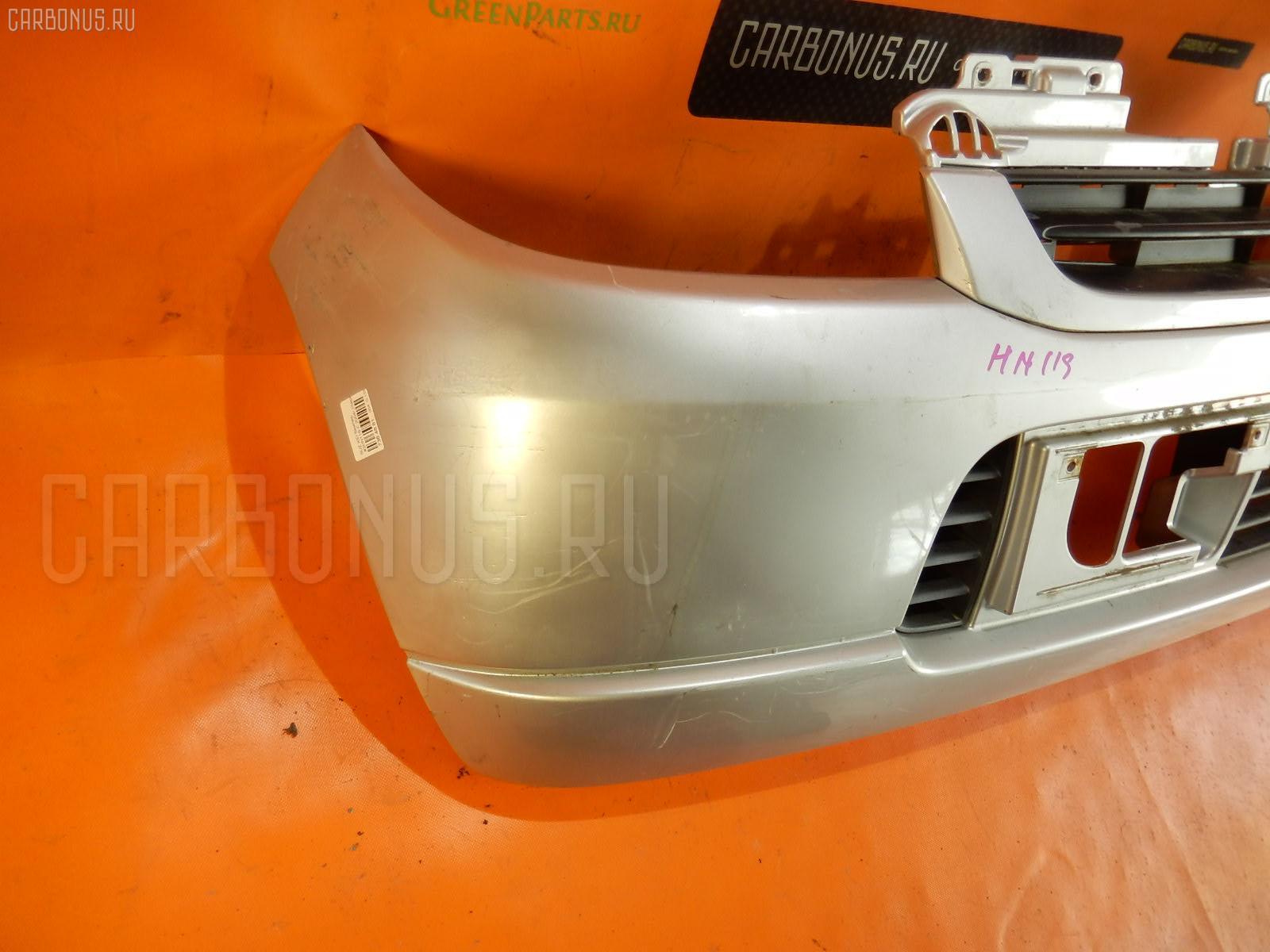 Бампер Suzuki Kei HN11S Фото 1