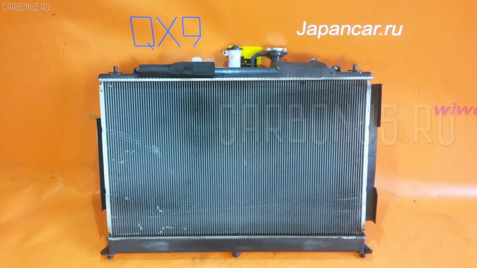 Радиатор ДВС MAZDA MPV LY3P L3-VDT Фото 1