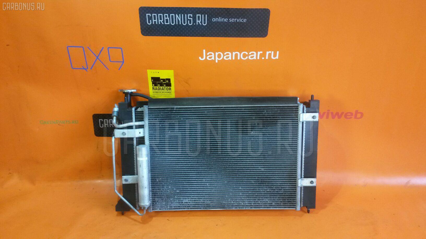 Радиатор ДВС MITSUBISHI COLT PLUS Z23W 4A91 Фото 1