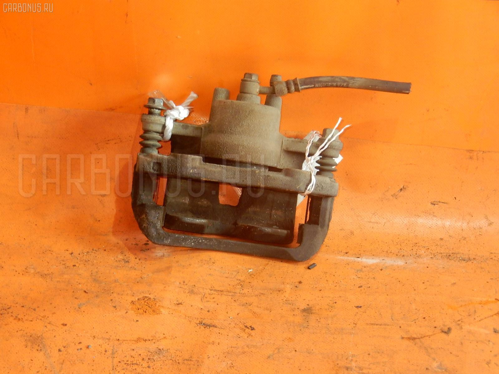 Суппорт NISSAN TIIDA LATIO SC11 HR15DE. Фото 3