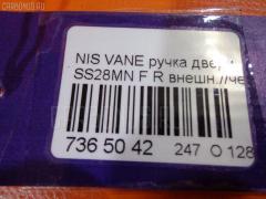 Ручка двери Nissan Vanette SS28MN Фото 5