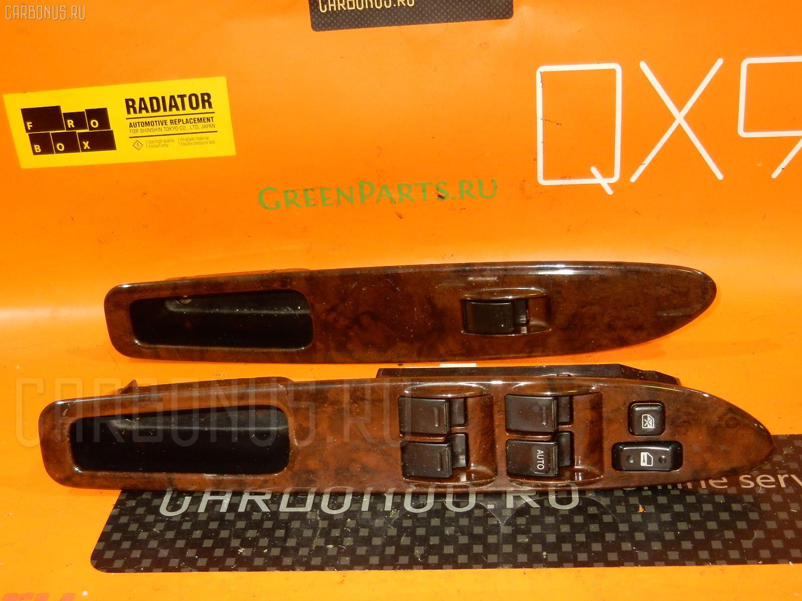 Блок упр-я стеклоподъемниками TOYOTA NADIA SXN15 Фото 2
