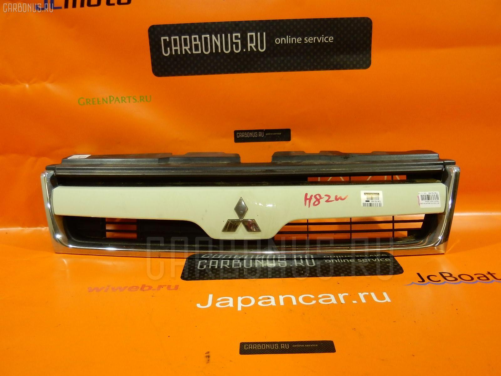 Решетка радиатора MITSUBISHI EK-WAGON H82W Фото 2