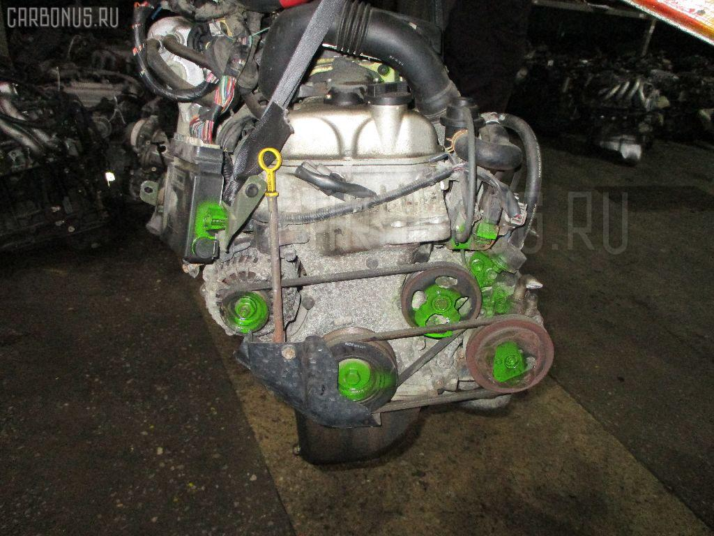 Двигатель SUZUKI MR WAGON MF21S K6A-T Фото 1