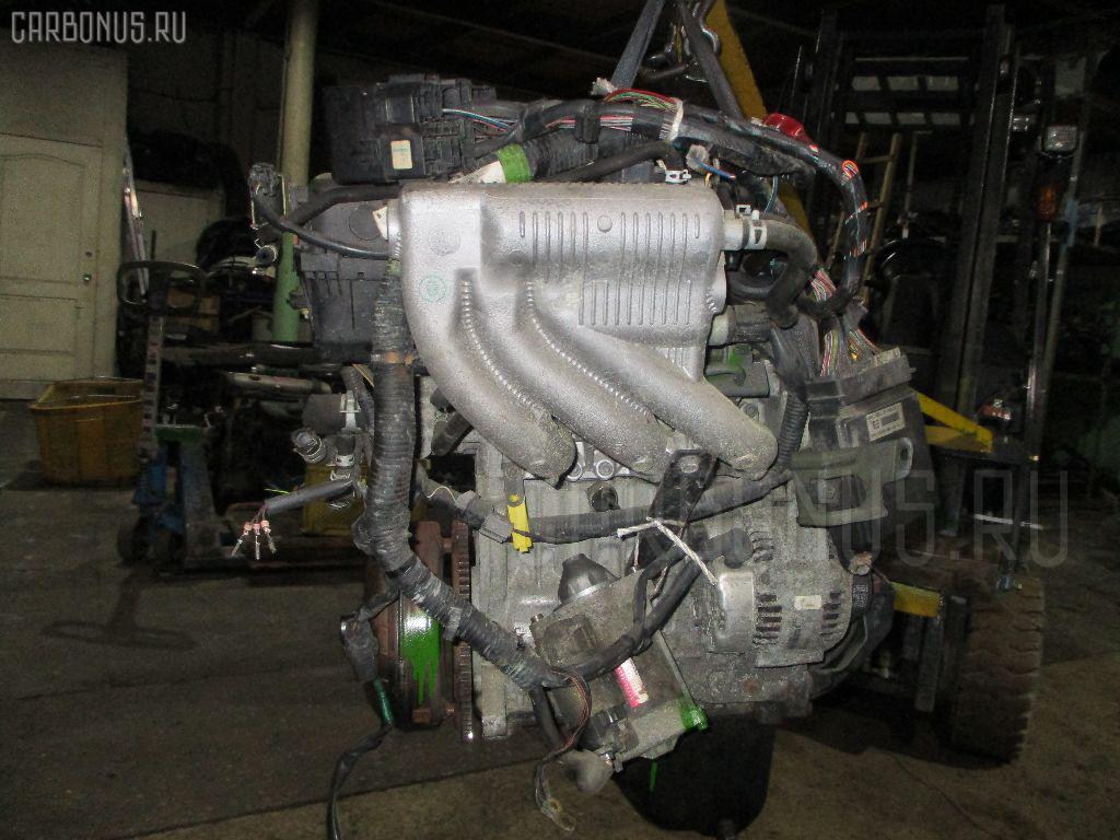 Двигатель SUZUKI MR WAGON MF21S K6A-T Фото 6