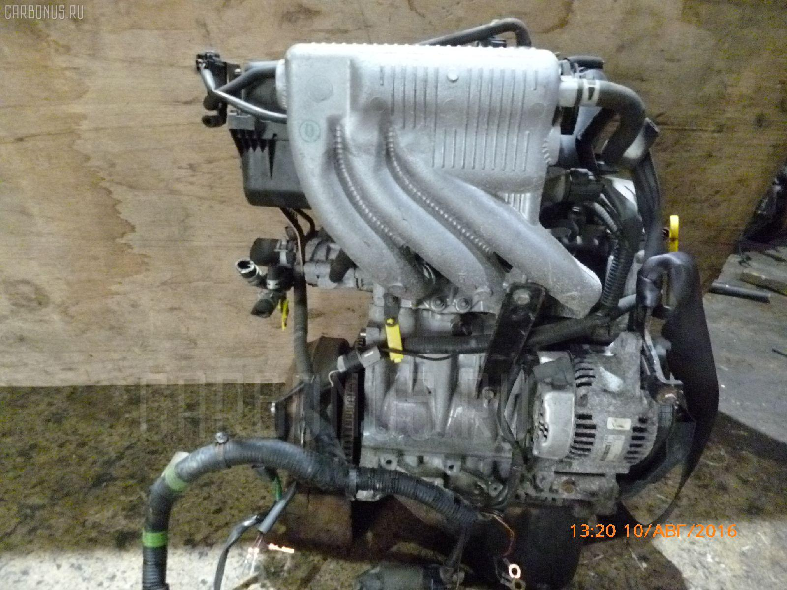 Двигатель SUZUKI MR WAGON MF21S K6A-T Фото 19