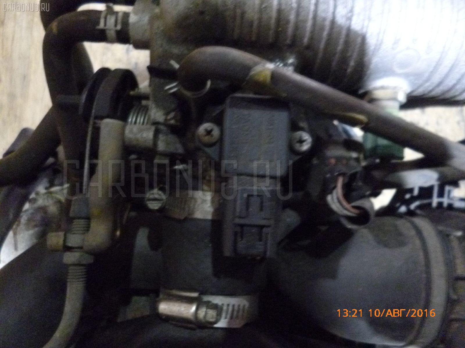 Двигатель SUZUKI MR WAGON MF21S K6A-T Фото 22